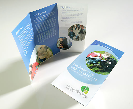 Guide Dogs Leaflet